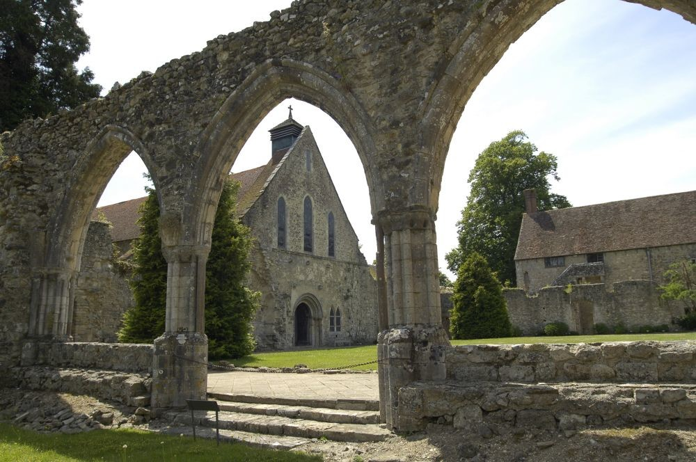 Beaulieu-Abbey