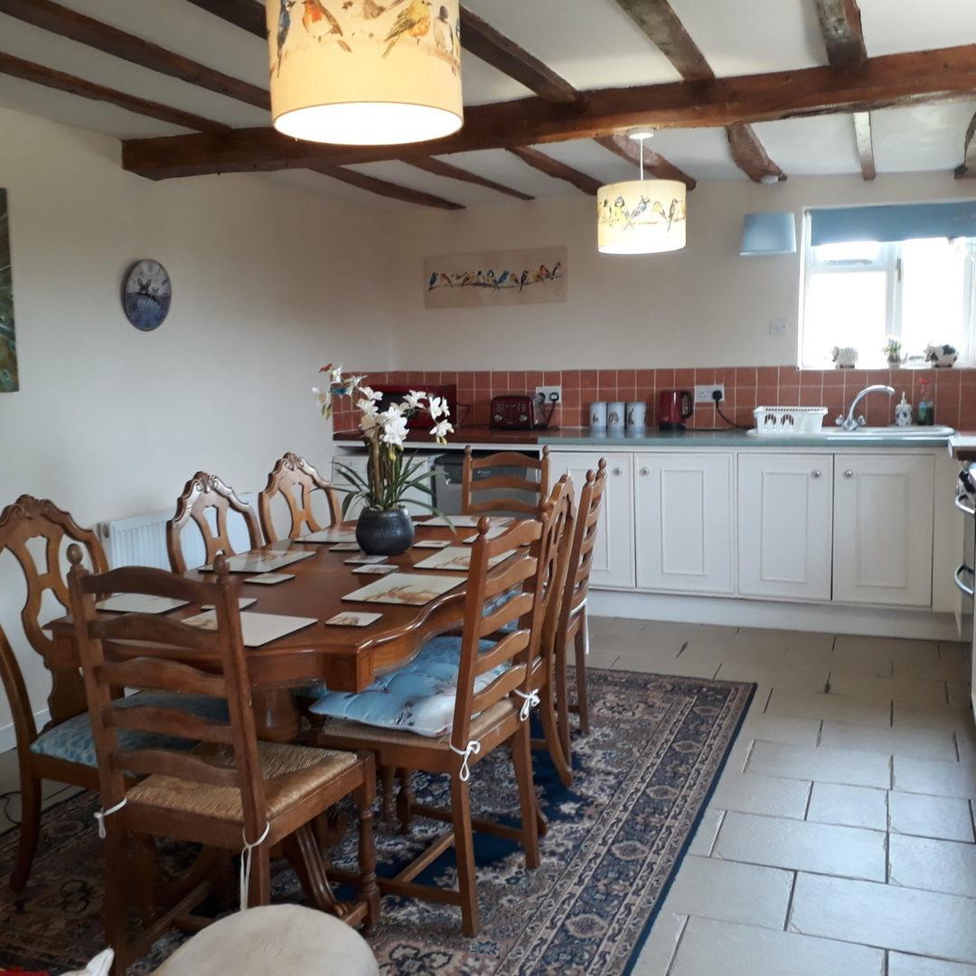 Bluebells Kitchen 2